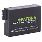 PATONA Akku für Canon 700D