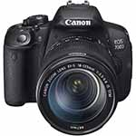CANON EOS 700D   18-135mm IS STM