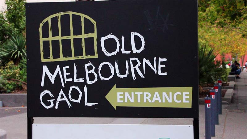 OLD Melbourne GAOL by Daniel Kovacs
