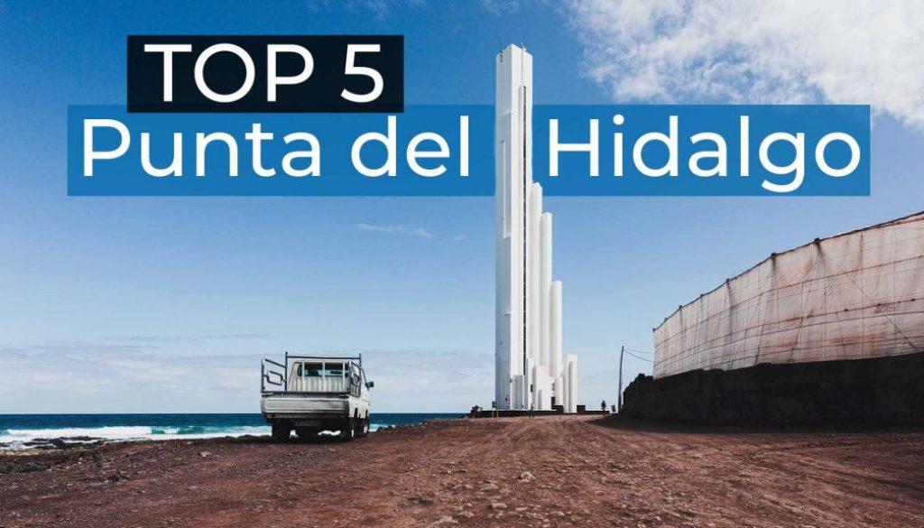 Best 5 Things to Do in Punta del Hidalgo Tenerife Spain