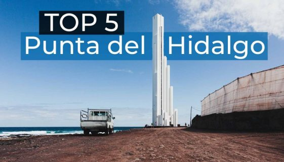 Best 5 Things to Do in Punta del Hidalgo Tenerife Spain