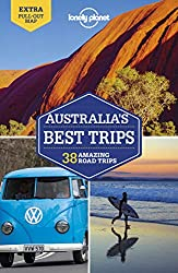 Loneley Planet Australia Road Trips - Travel Guidebook