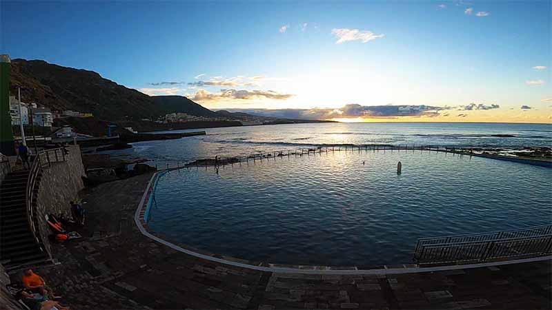 Piscina natural Punta del Hidalgo - Natürliche Swimmingpools