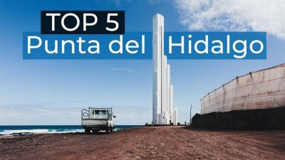 Top 5 Sehenswürdigkeiten Punta del Hidalgo Teneriffa