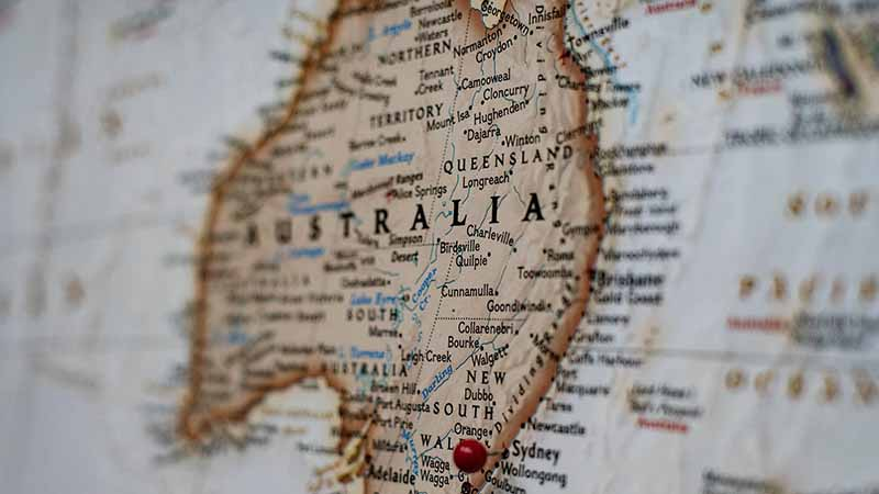 Use our Australia document checklist for your journey