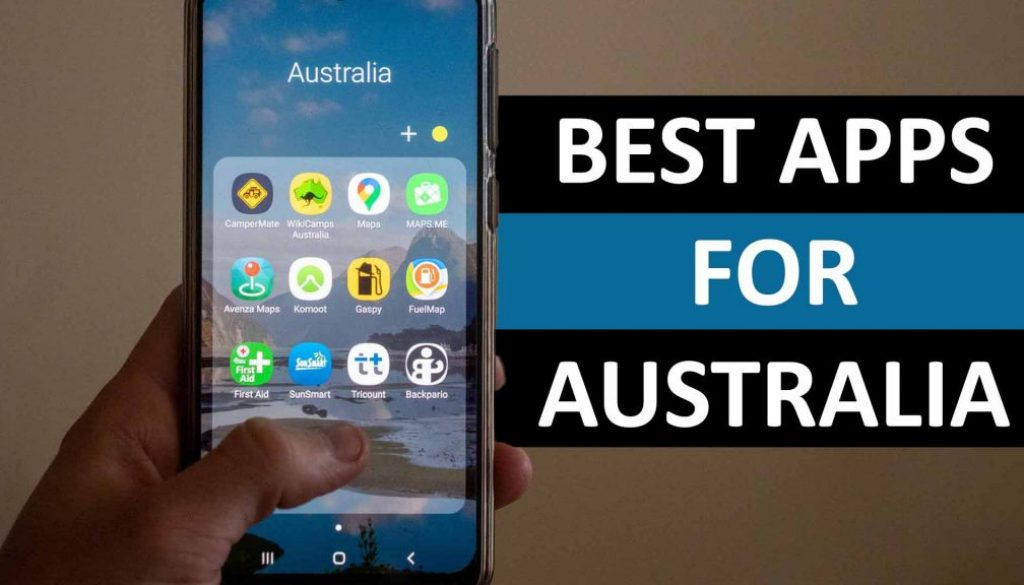 12 best apps for your australia journey