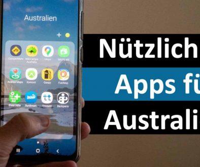 12 nützliche Apps für deine Australien Reise