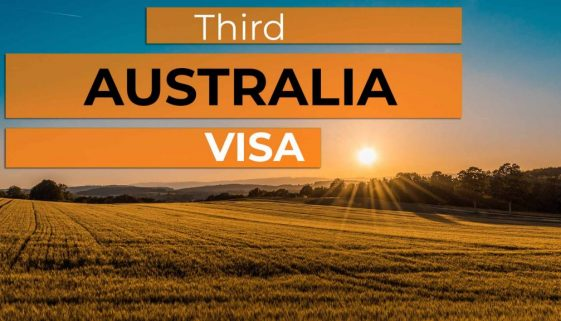 All the information you need for your Third Working Holiday Visa to Australia