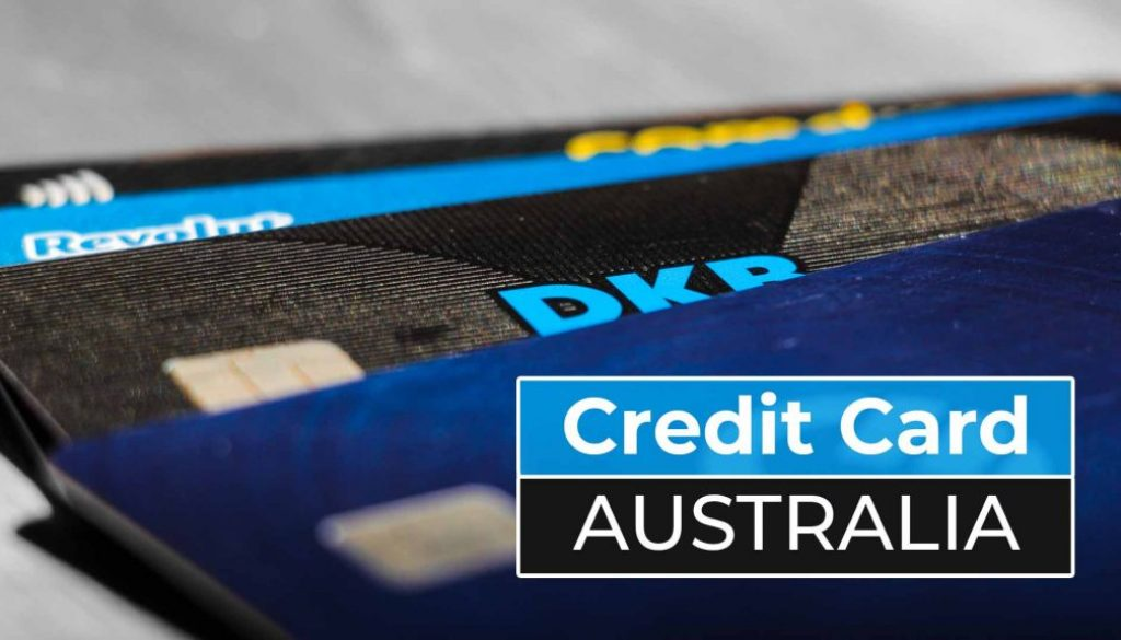 Working Holiday Australia Travel Credit Card - Cover