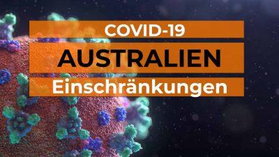 COVID-19 Australien Reise Einschränkungen
