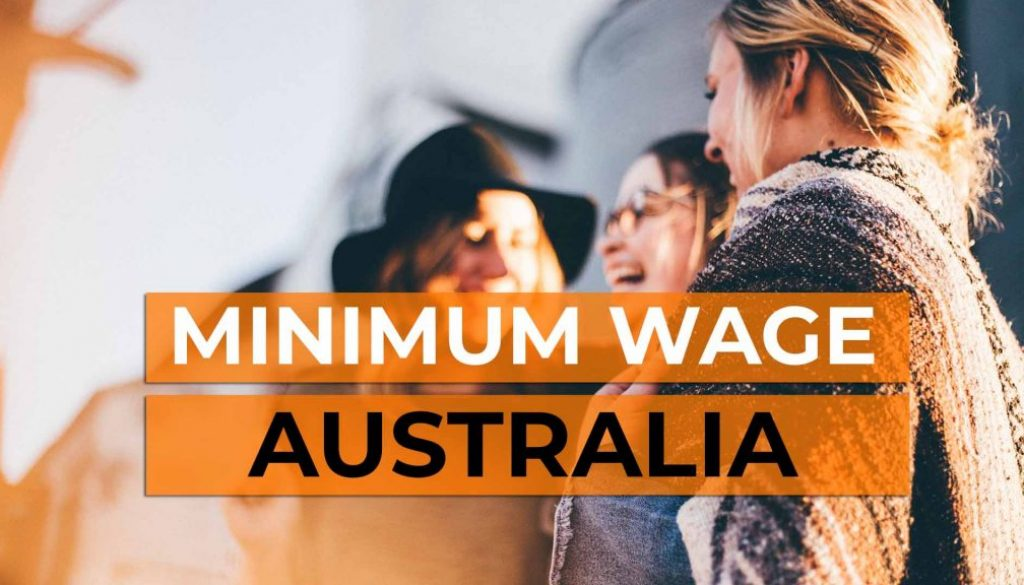 What is the Minimum Wage in Australia - Cover