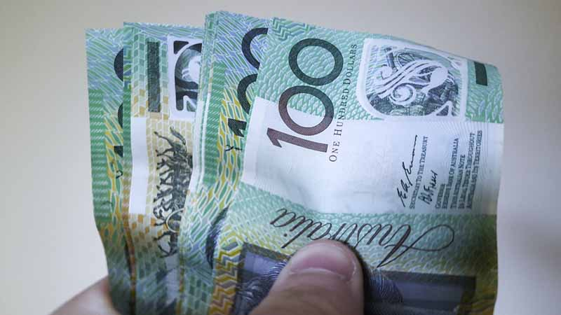 Your wages are quite good due to the nice minimum wage in Australia