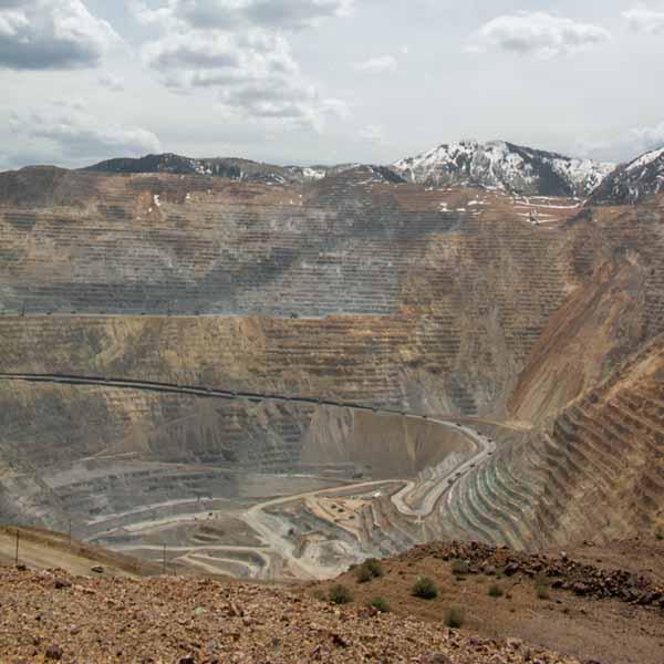 Minen sind ein großer Arbeitgeber in Australien