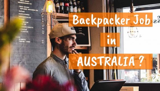 How to get a Backpacker Job in Australia - Cover
