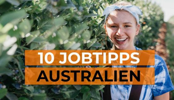 Top 11 Tipps für Backpacker Jobs in Australien - COVER