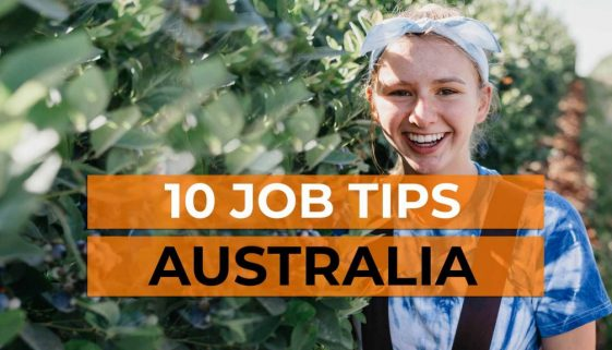 Top 11 tips for backpacker jobs in Australia - COVER