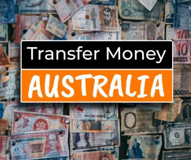Transfer Money from Australia - Cover
