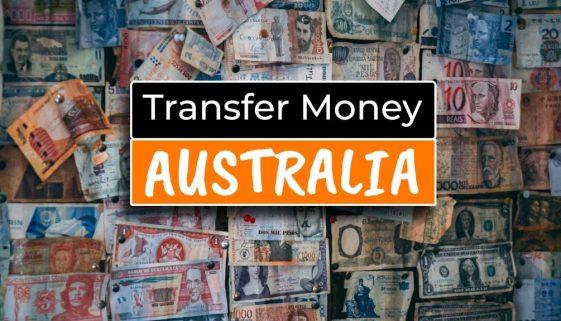 Transfer Money from Australia - Cover