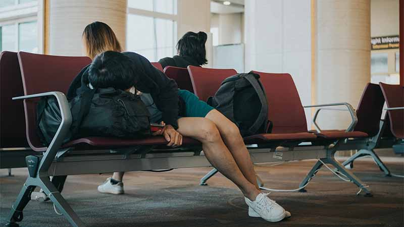 10 tips against jet lag and what can you do