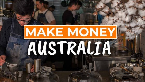How can I earn a lot of Money in Australia - Backpacker Guide - Cover