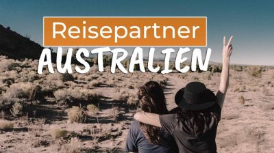 Reisepartner für Work & Travel Australien