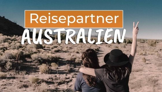 Reisepartner für Work & Travel Australien