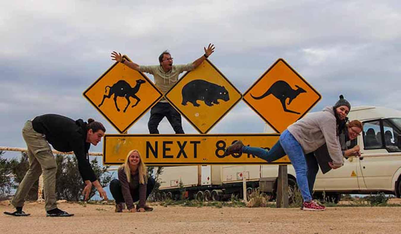 Road Trip Perth Gang West Australia