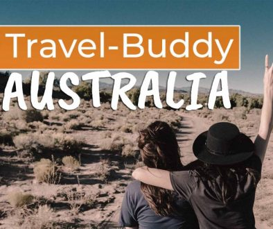 Working Holiday Australia - Travel Buddy