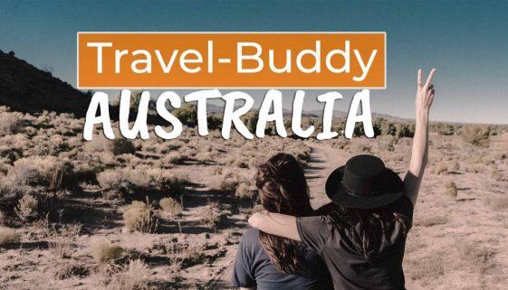 Working Holiday Australia - Travel Buddy