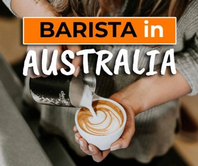 How to get a Job as Barista in Australia