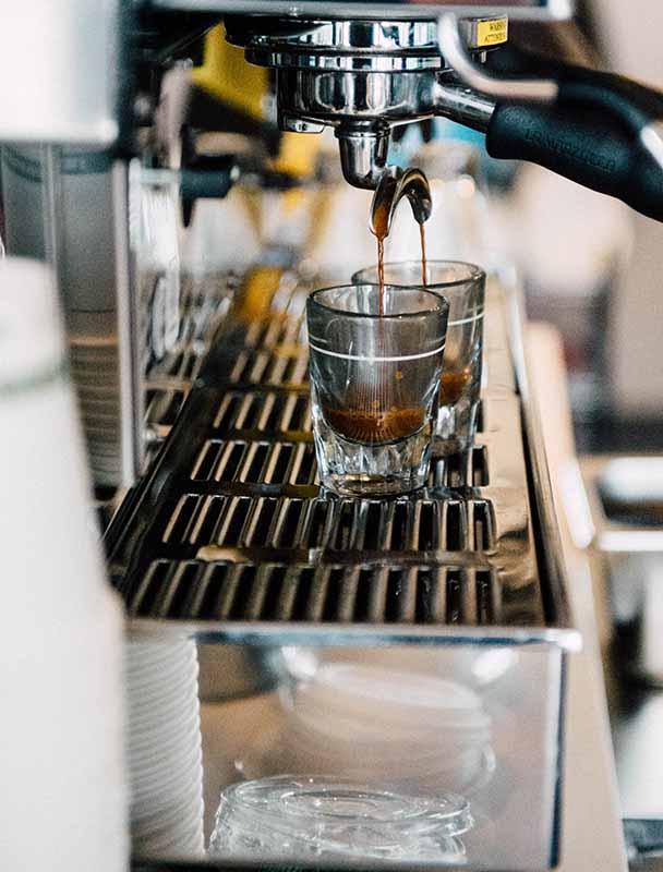 Gastronomie Kaffeemaschine für Baristas in Australien