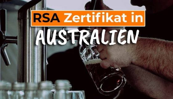 RSA Zertifikat in Australien - Cover