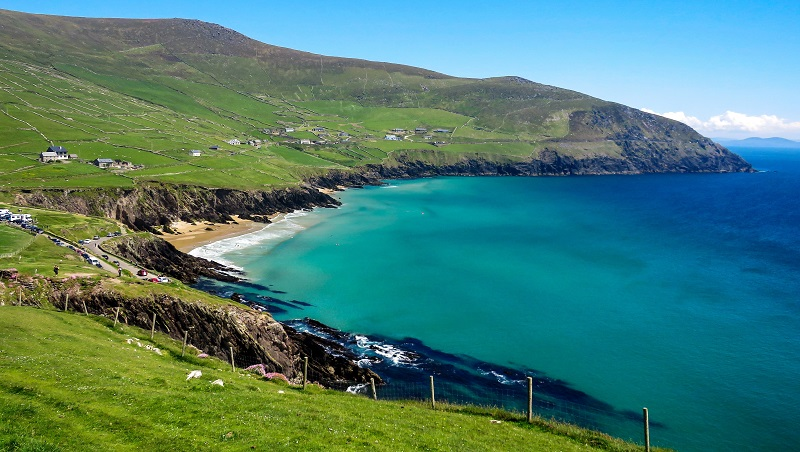 Dunmore Head Irland