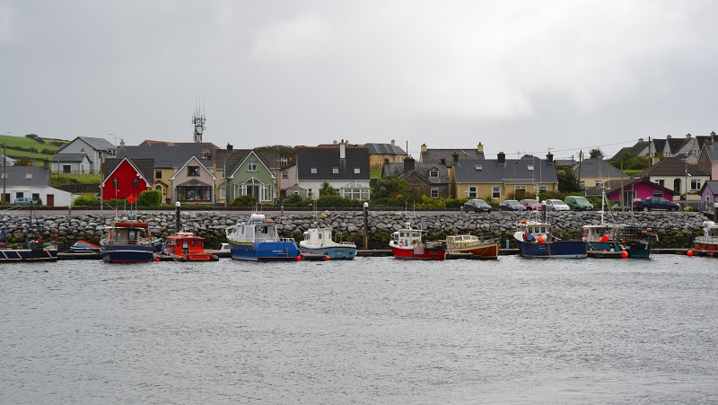 Irland Dingle Harbour