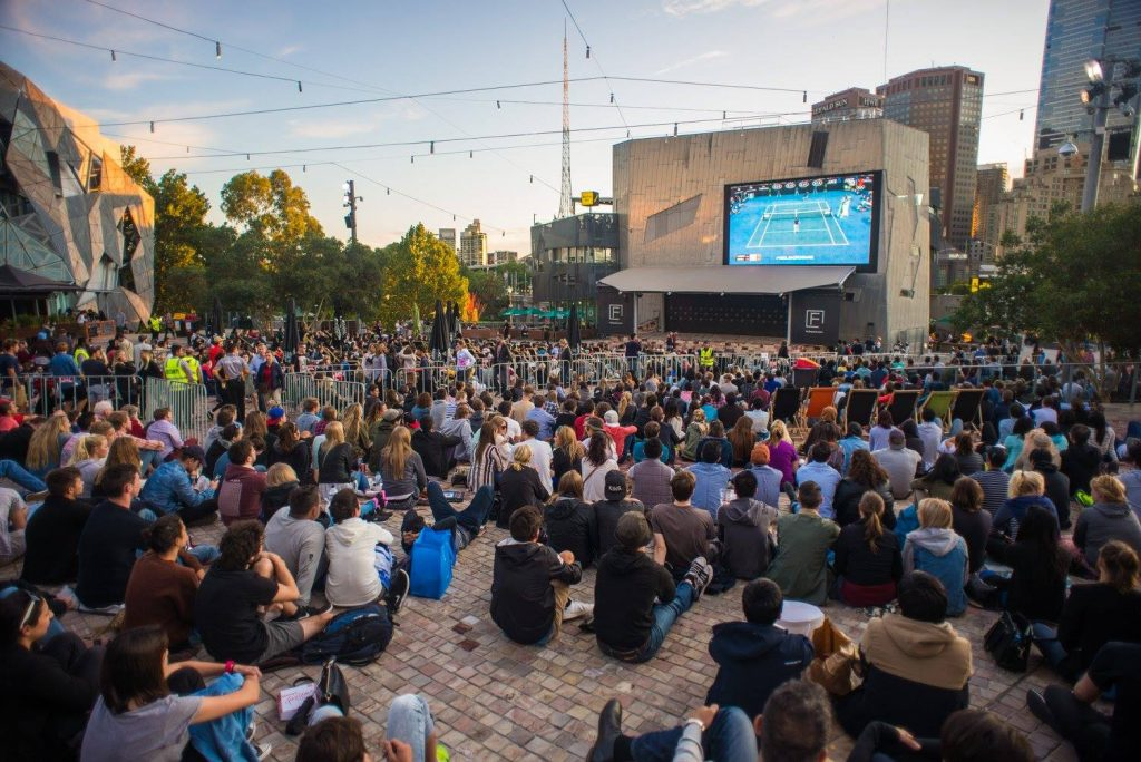 Open-Air-Jazz-Konzerte Event Melbourne