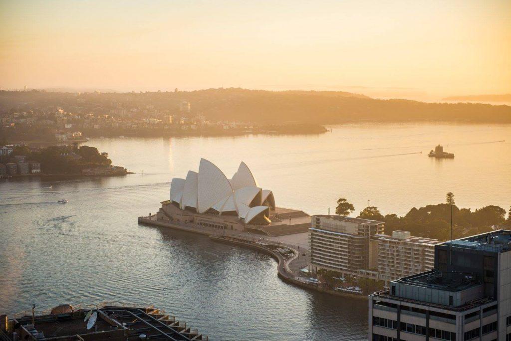 Oprahouse Sydney Australien
