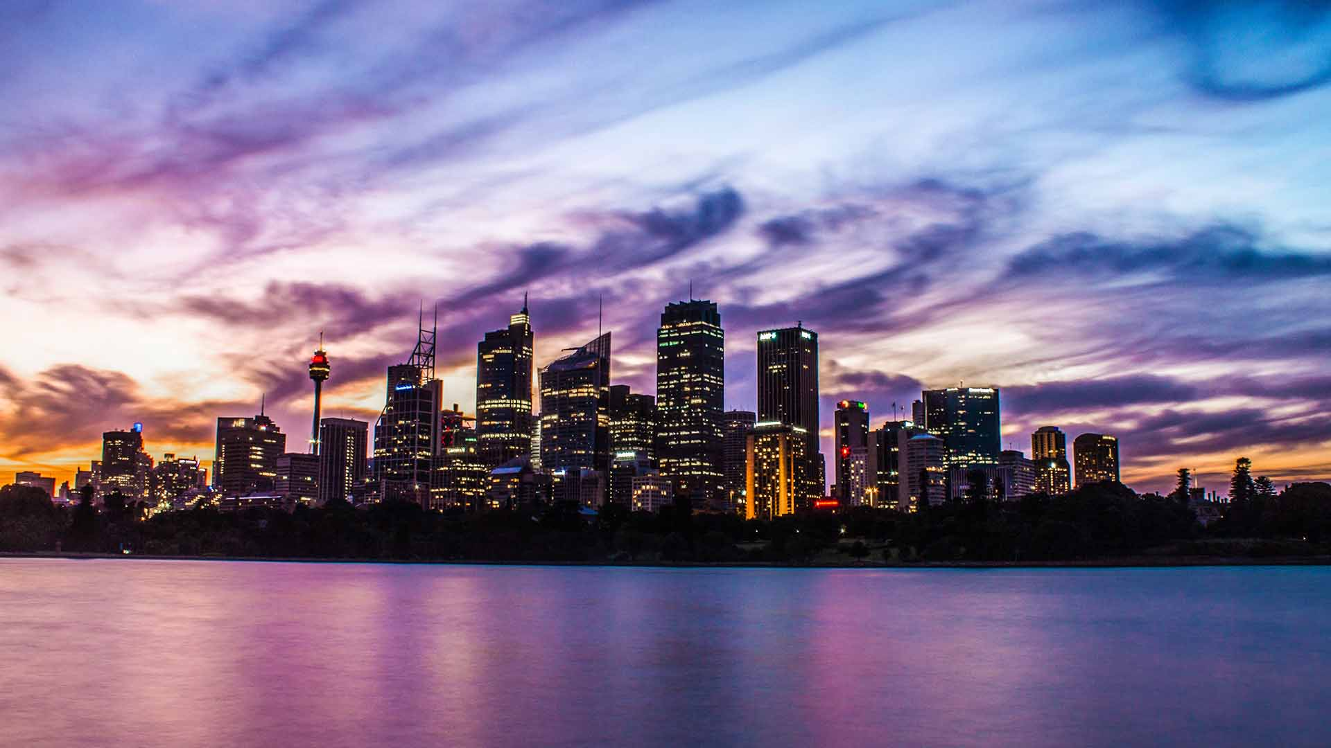 Sydney Australien Erkundungstour - Cover