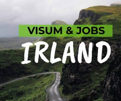 Work and Travel Irland Welches Visum brauchst du - COVER