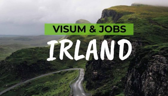 Work and Travel Irland Welches Visum brauchst du - COVER