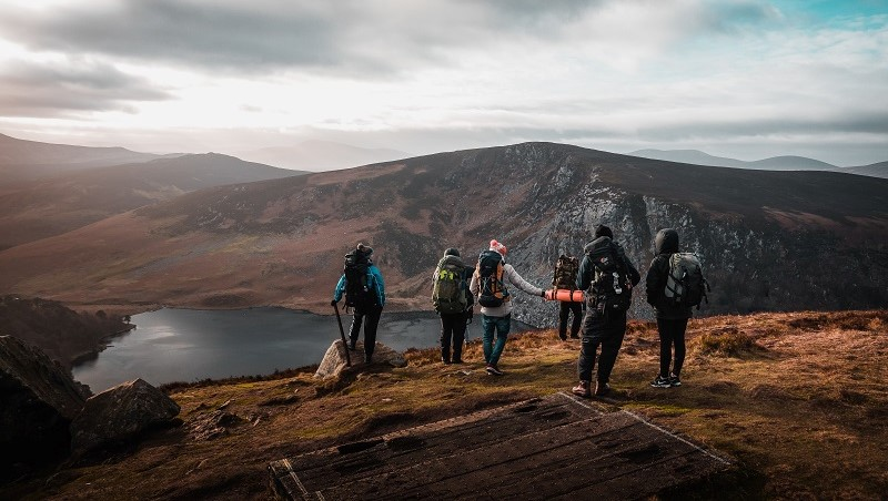 Work as a Travel Guide in Ierland