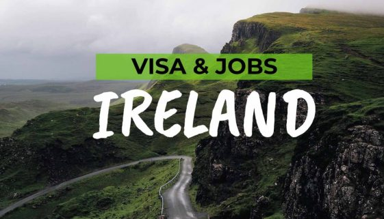 Working Holiday Ireland - What Visa do you need - COVER