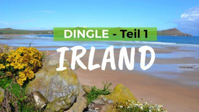 Dingle – Der Südwesten Irlands in a nutshell - COVER