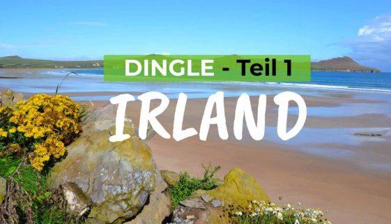 Dingle – Der Südwesten Irlands in a nutshell - COVER