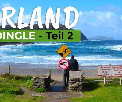 Dingle – Der Südwesten Irlands in a nutshell Teil 2- COVER