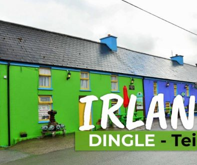 Dingle – Der Südwesten Irlands in a nutshell Teil 3- COVER