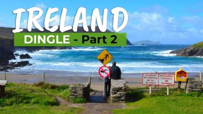 Dingle, the southwest of Ireland in a nutshell Part 2- COVER