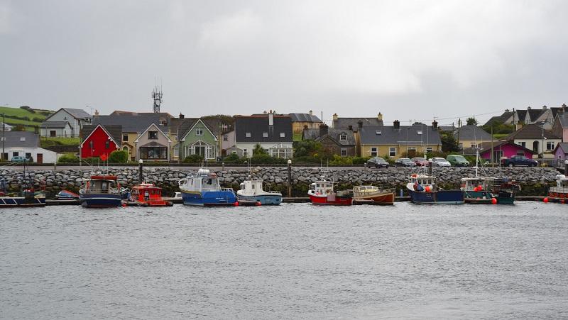 Ireland Dingle Harbour