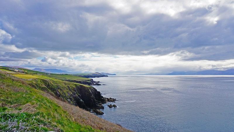 Südwesten Irlands Küste von Dingle