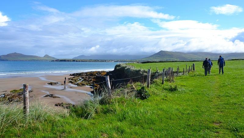 Wandertouren auf der Halbinsel Dingle Irland