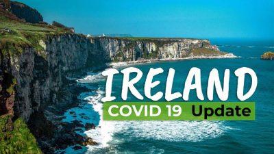Ireland Covid-19 Update - Cover